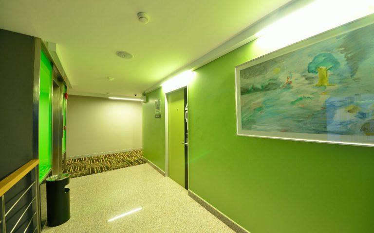 Bizotel : Corridor