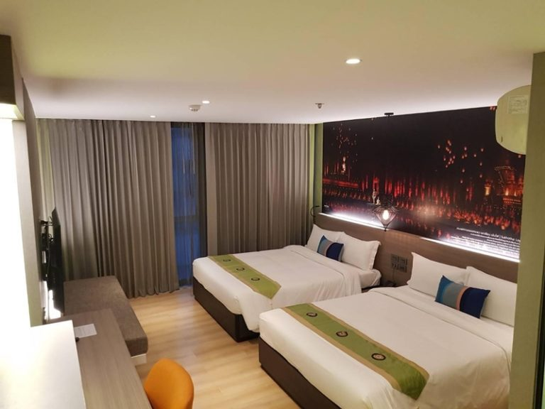 Bizotel : Deluxe Triple Room